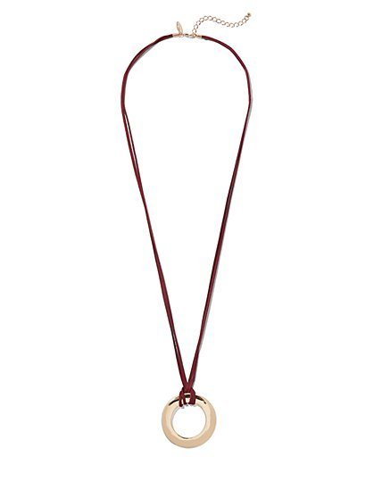 Pendant Necklace - New York & Company