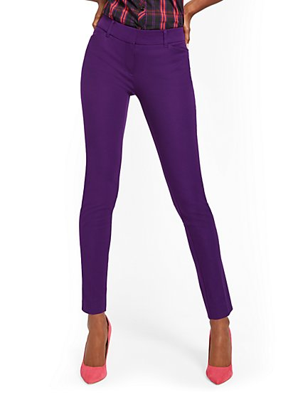Petite Audrey Ankle Pant - New York & Company