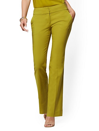 Petite Barely Bootcut - Modern - All-Season Stretch - 7th Avenue - New York & Company