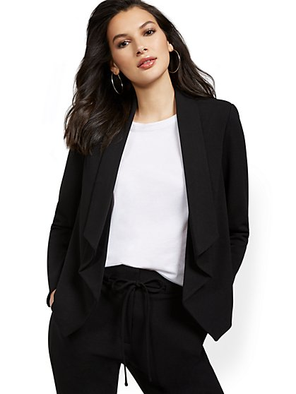 Petite Flyaway Jacket - New York & Company