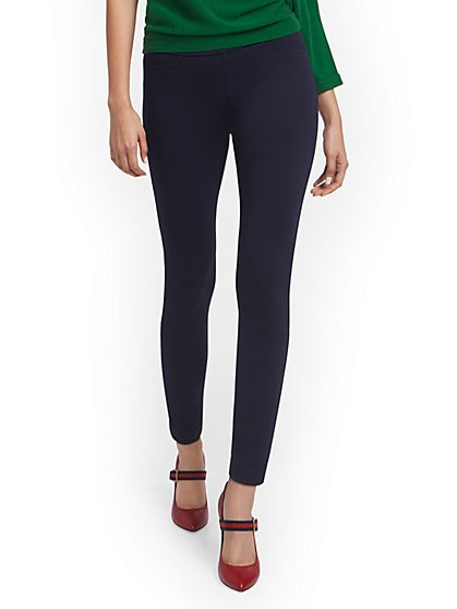 Petite Pull-On Ankle Pant - Superflex - New York & Company