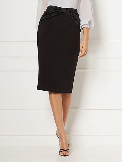 Petite Tiffany Pencil Skirt - Eva Mendes Collection - New York & Company