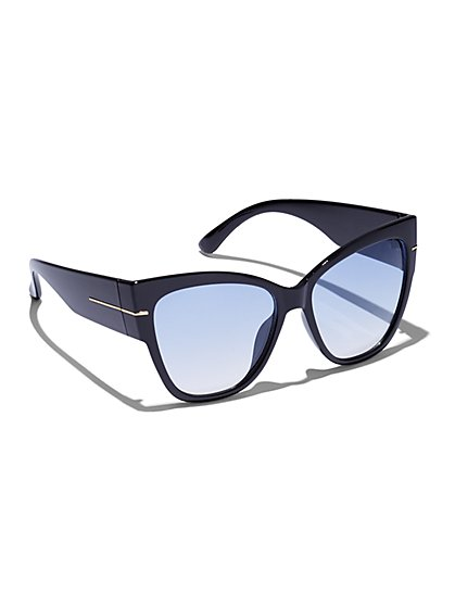 Pointy Frame Sunglasses - New York & Company
