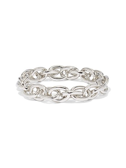 Polished Link Bracelet - New York & Company