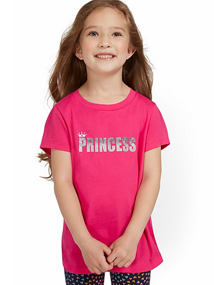 Princess Kids' Graphic Tee - New York & Company