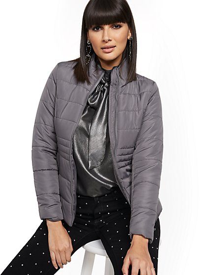Puffer Jacket - New York & Company
