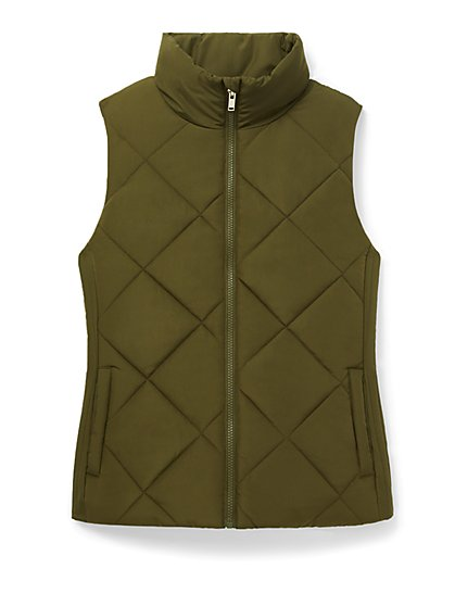 Puffer Vest - New York & Company