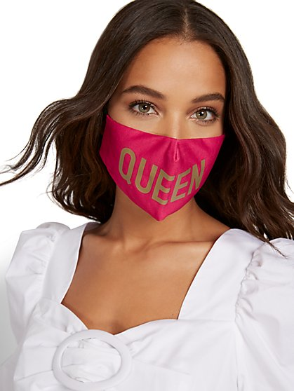 Queen Face Mask - New York & Company