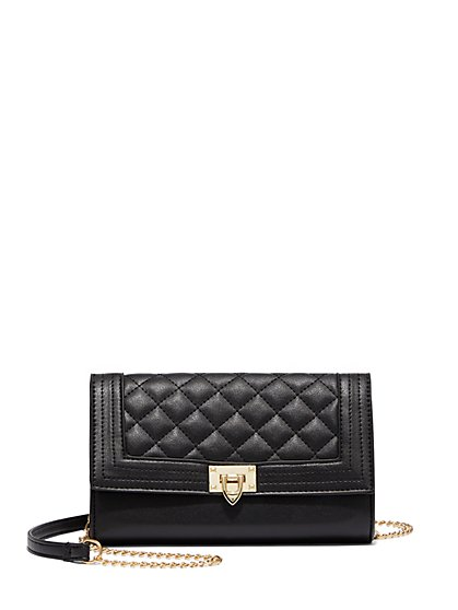 Quilted Crossbody Bag - New York & Company