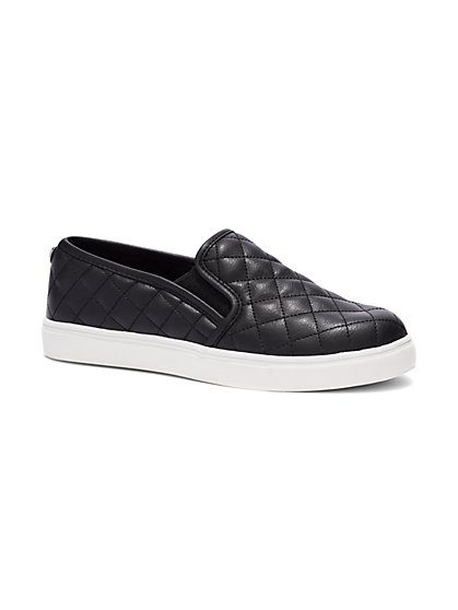Quilted Slip-On Sneaker - New York & Company