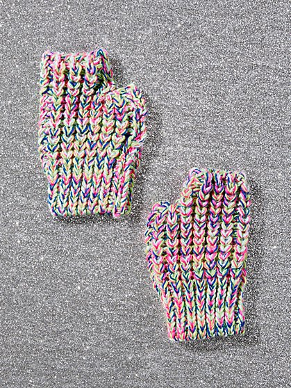 Rainbow Mitten - New York & Company