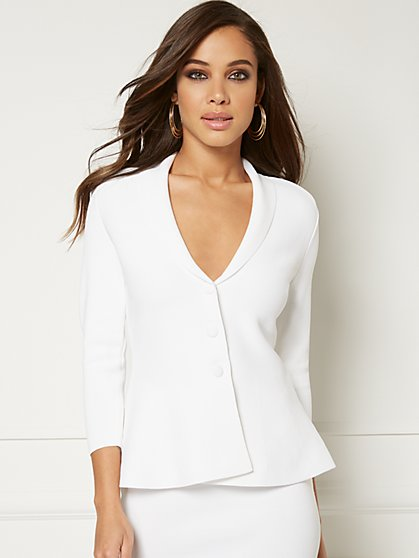 Raine Sweater Jacket - Eva Mendes Collection - New York & Company