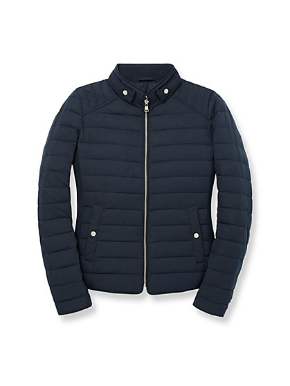 Repreve® Seamed Jacket - New York & Company