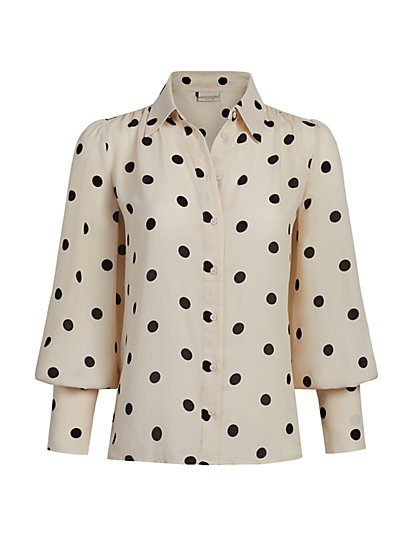 Reva Blouse - Eva Mendes Collection - New York & Company