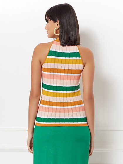ac47cfbfcfe62f ... Rina Stripe Sweater - Eva Mendes Collection - New York   Company ...