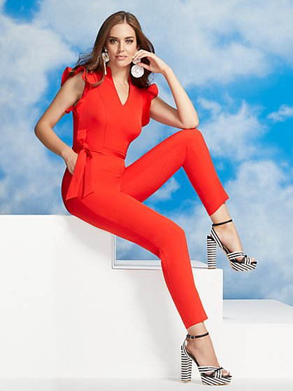 837885ddb1 Rompers | Jumpsuits for Women | NY&C