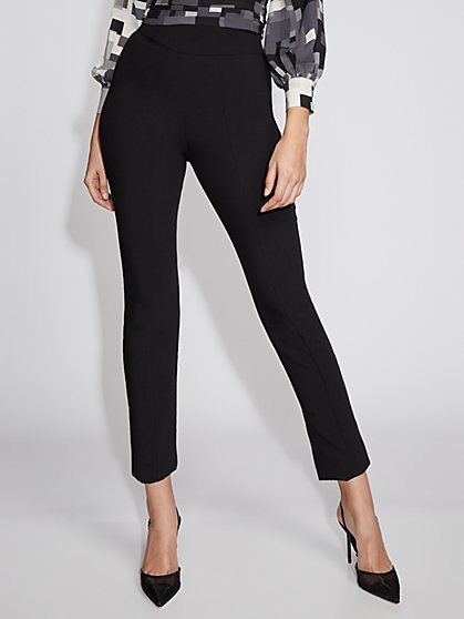 Seamed Slim-Leg Pant - Gabrielle Union Collection - New York & Company