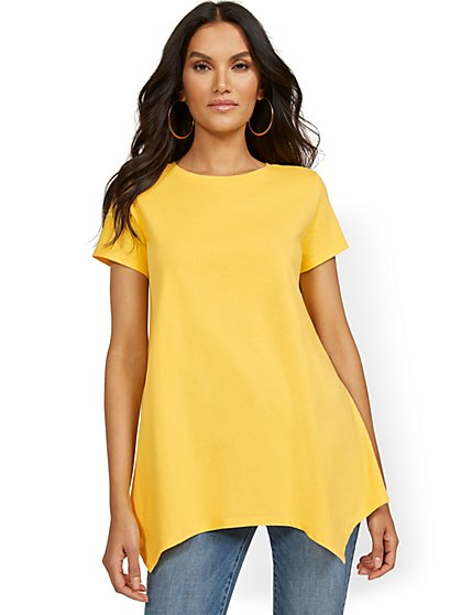 Sharkbite Perfect Tunic Tee - New York & Company
