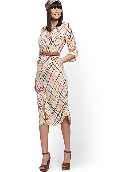 Shirtdress - New York & Company