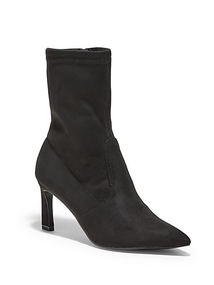 Short Scrunch Boot - New York & Company