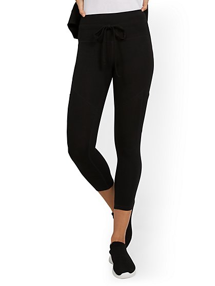 Side-Pocket Jogger Pant - New York & Company