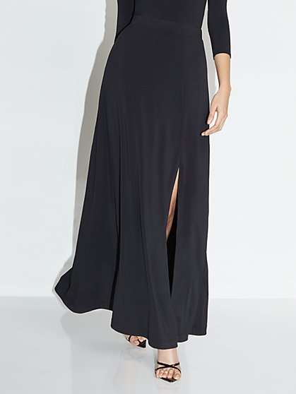 Side-Slit Maxi Skirt - NY&C Style System - New York & Company