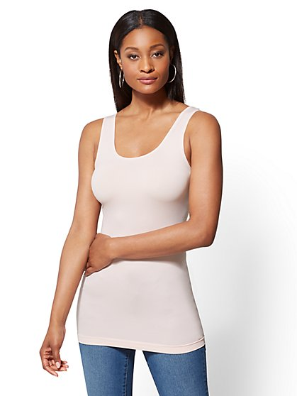 Sleek and Chic Layering Tank - New York & Company