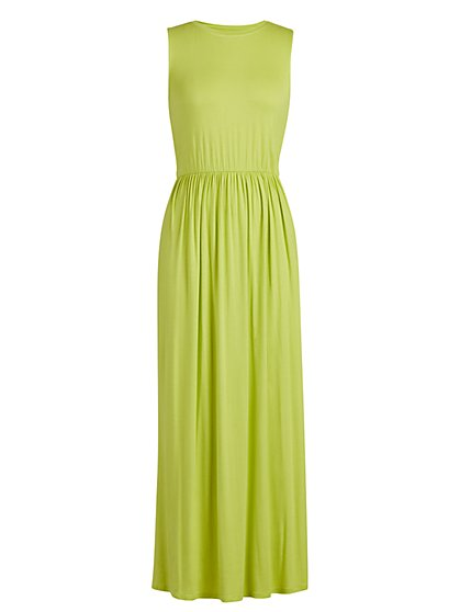 Sleeveless Maxi Dress - New York & Company
