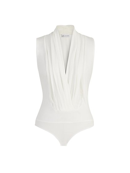 Sleeveless Mila Bodysuit - Eva Mendes Collection - New York & Company