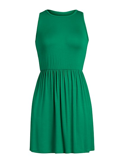 Sleeveless Tee Dress - New York & Company