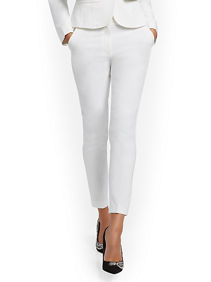 Slim Ankle Pant - 7th Avenue - New York & Company