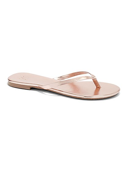 376fb0f3632d Slip-On Sandal - New York   Company ...