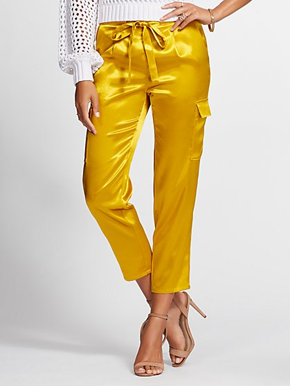 Soft Cargo Pant - Gabrielle Union Collection - New York & Company