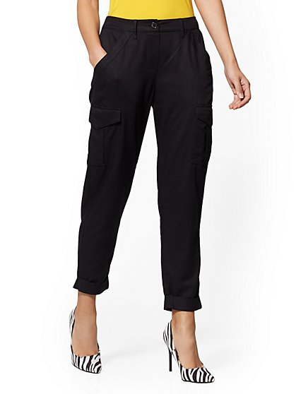Soft Cargo Pant - New York & Company