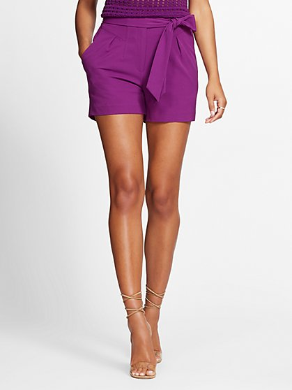 Soft Cargo Short - Gabrielle Union Collection - New York & Company