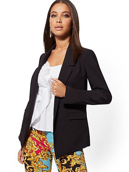 Soft Madie Blazer - 7th Avenue - New York & Company