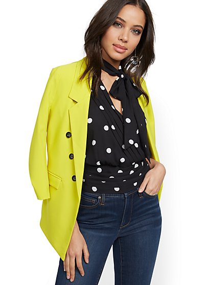 Soft Madie Blazer - New York & Company
