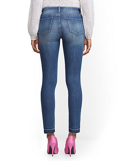 24375ae4ece ... Soho Jeans - NY C Runway - Legging - Indigo Blue - New York   Company