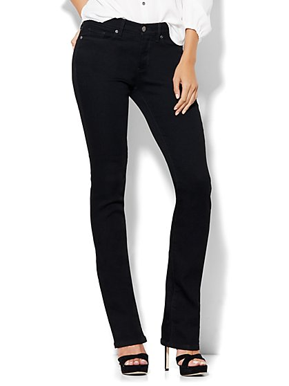 Soho Jeans - Petite Instantly Slimming Bootcut - New York & Company