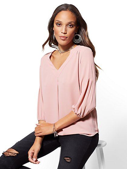 Blouses Shirts For Women Nyc