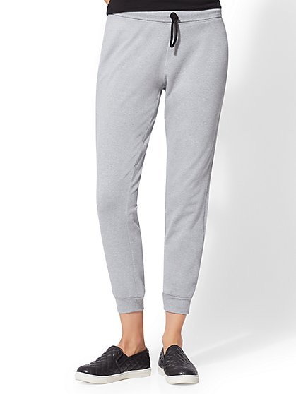 Soho Street - Grey Jogger Pant - New York & Company