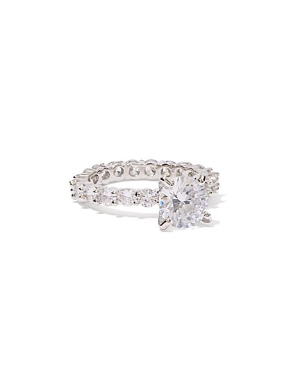 Sparkling Solitaire Ring - New York & Company