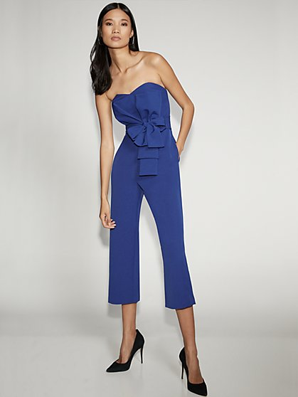 Strapless Jumpsuit - Gabrielle Union Collection - New York & Company
