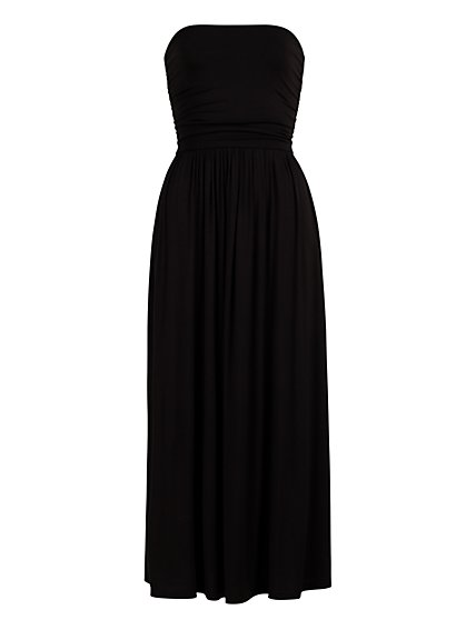 Strapless Maxi Dress - New York & Company