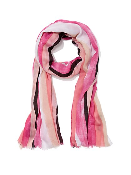 Stripe Scarf - New York & Company