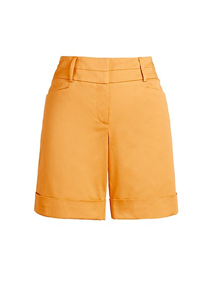 Structured 7-Inch Short - New York & Company