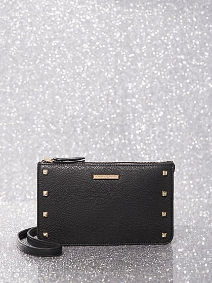 Studded Crossbody Bag - New York & Company
