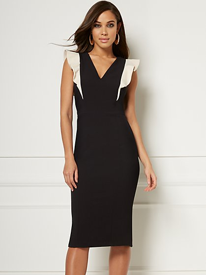 Sultana Sheath Dress - Eva Mendes Collection - New York & Company