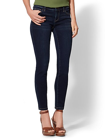 Super-Skinny Jeans - NY&C Runway - Super Stretch - New York & Company