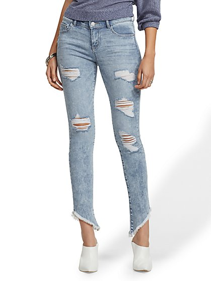 Super-Skinny Jeans - NY&C Runway - Ultimate Stretch - New York & Company